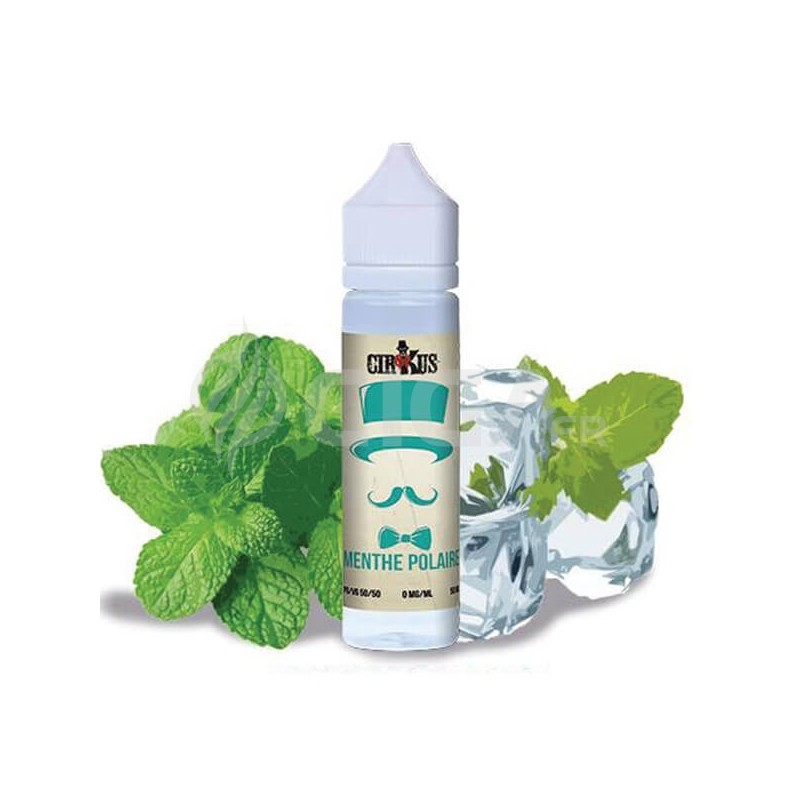 Menthe Polaire 50ml - Cirkus Authentic