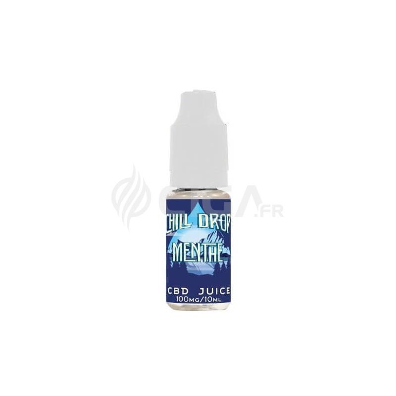 Menthe - Chill Drop CBD