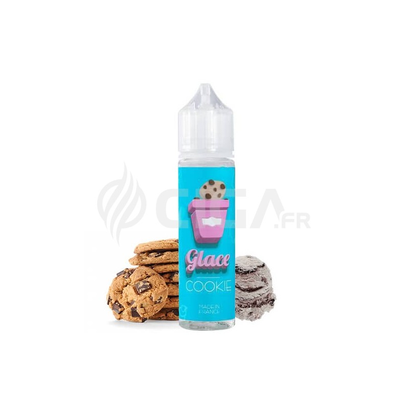 Glace Cookie 50ml - Révolute