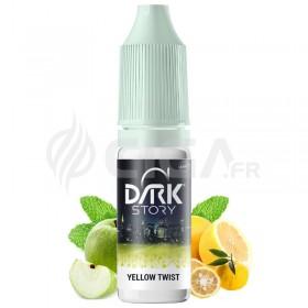 E-liquide Yellow Twist de Dark Story de Alfaliquid.