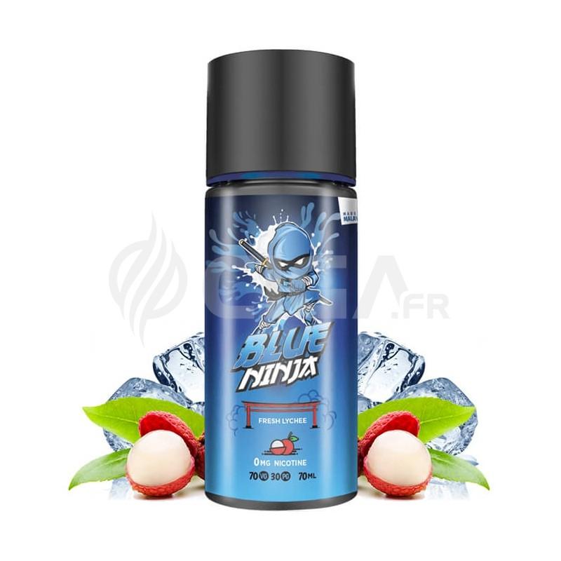 E-liquide Blue Ninja 70ml de My's Vaping.