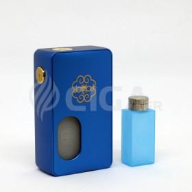 Kit Box DotSquonk bf bleu de Dotmod.