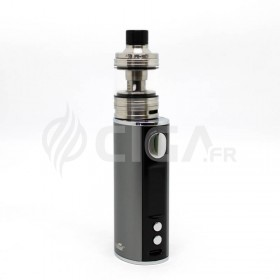 Cigarette électronique iStick T80 Gris + Melo 4 de Eleaf.