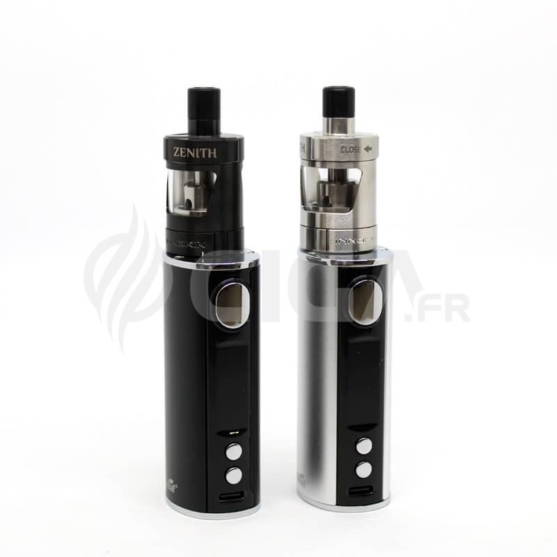 Cigarette électronique iStick T80 avec clearomiseur Zenith.