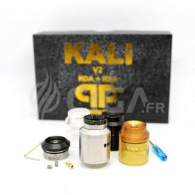 Kit complet Kali V2 RDA de QP Design.