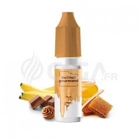E-liquide Honey & Milk de Alfaliquid Instinct Gourmand.