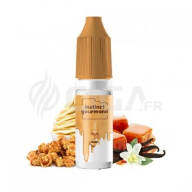 E-liquide Vanilla & Popcorn de Alfaliquid Instinct Gourmand.