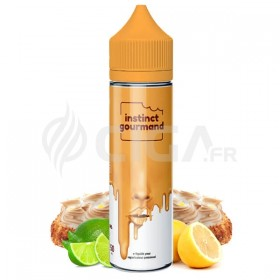 Lemon & Pie 60ml - Alfaliquid Instinct Gourmand