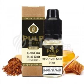 Blond au Miel Noir - Pulp Nic Salt