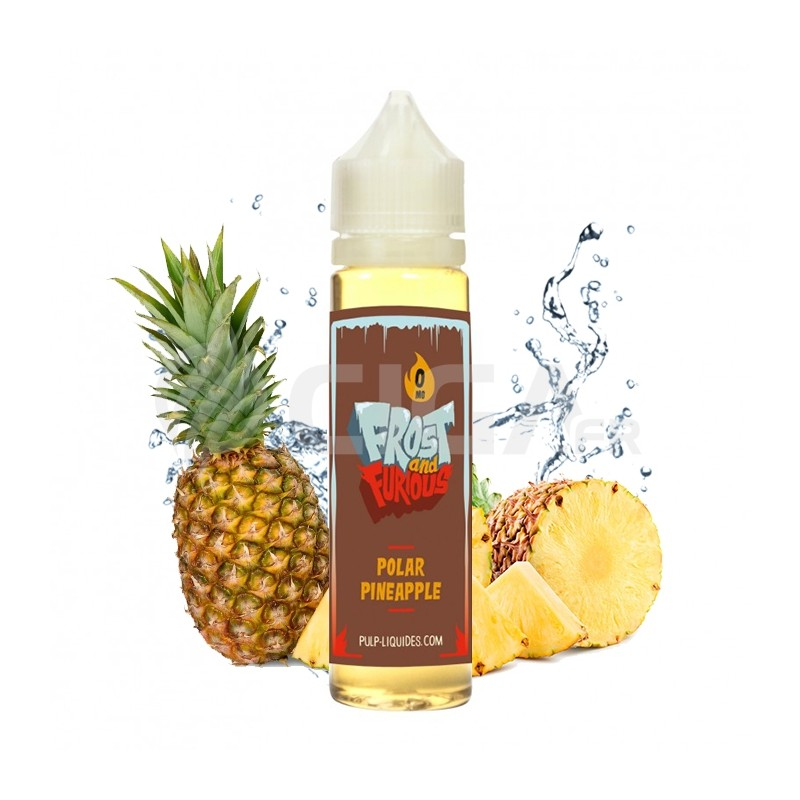 Polar Pineapple 50ml - Frost and Furious