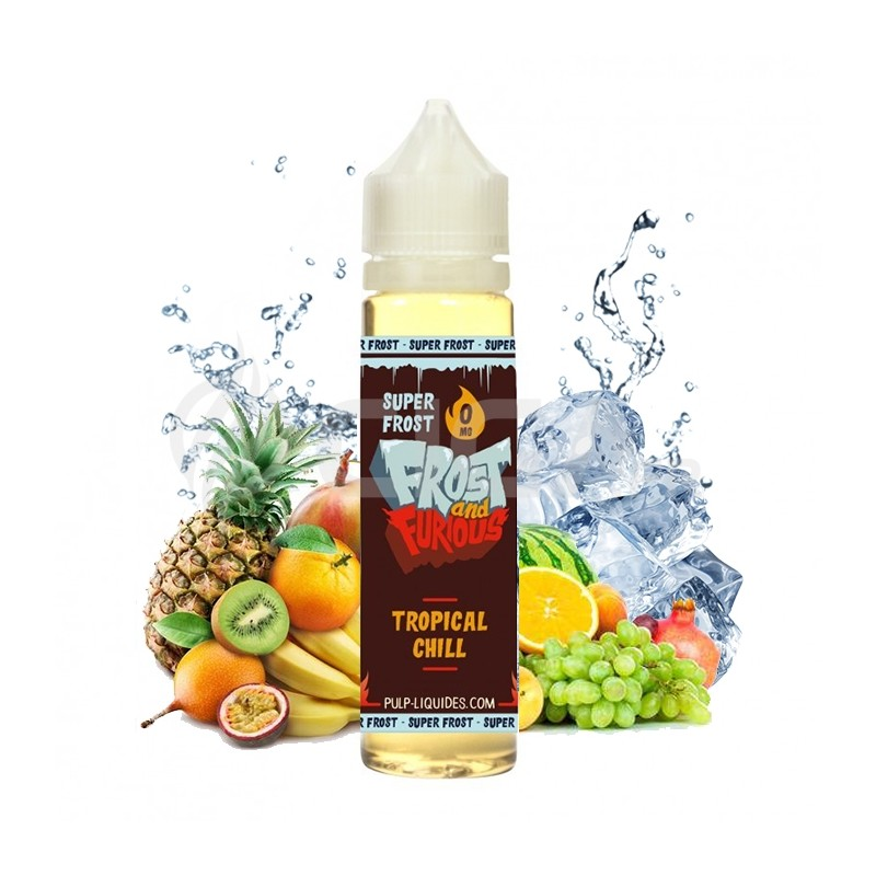 Tropical Chill Super Frost 50ml - Frost and Furious