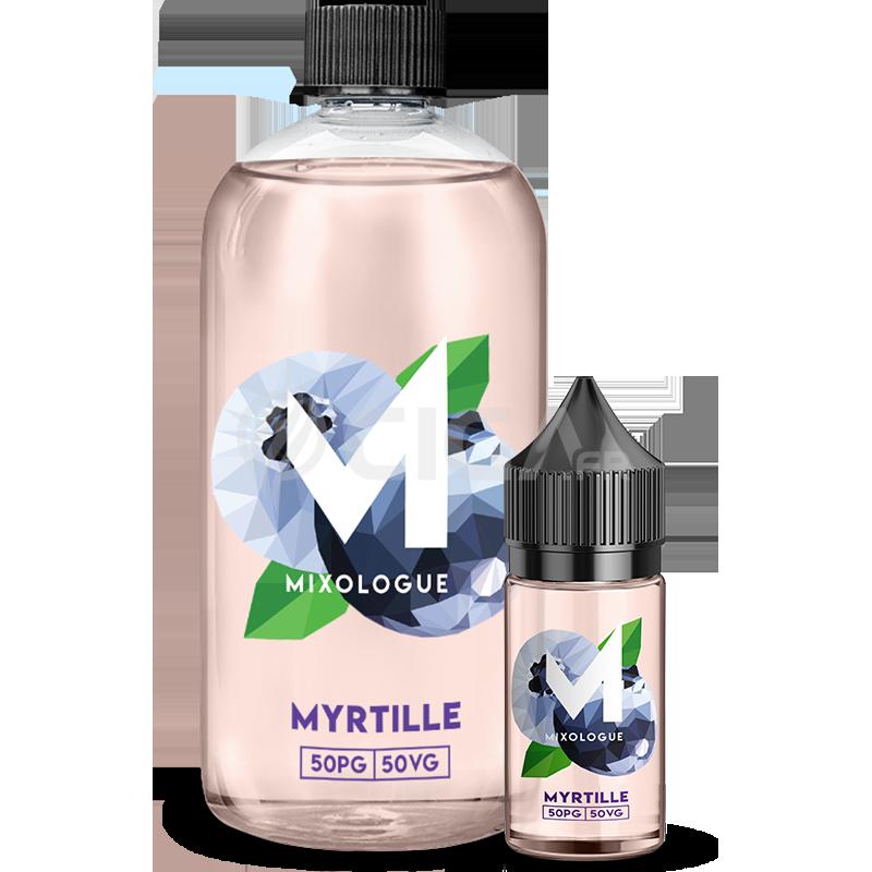 Myrtille - Le Mixologue