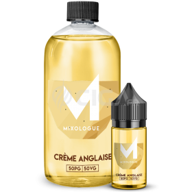 Crème Anglaise - Le Mixologue