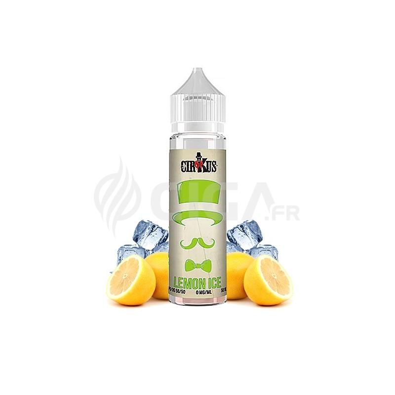 Lemon Ice 50ml - Cirkus Authentic