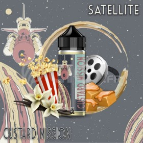 Satellite 170ml - Custard Mission