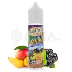 Mango Blackcurrant V2 50ml - Pack à l'ô