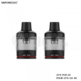 Cartouche GTX Pod 22 - Vaporesso