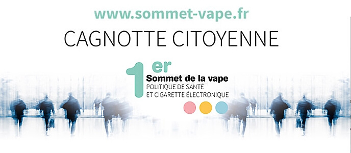 1er sommet de la vape, TPD, Marisol Touraine : le point Ciga