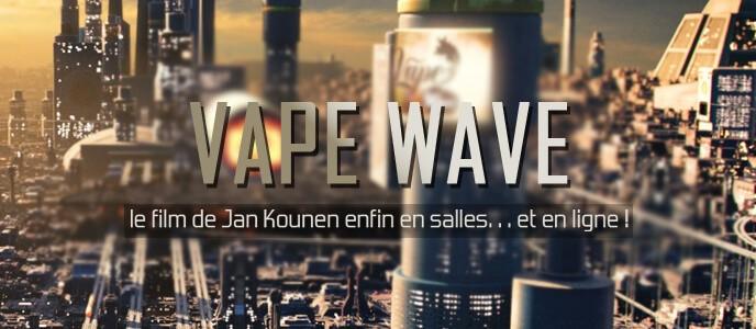 Vape Wave : le film de Jan Kounen enfin en salles… et en ligne !